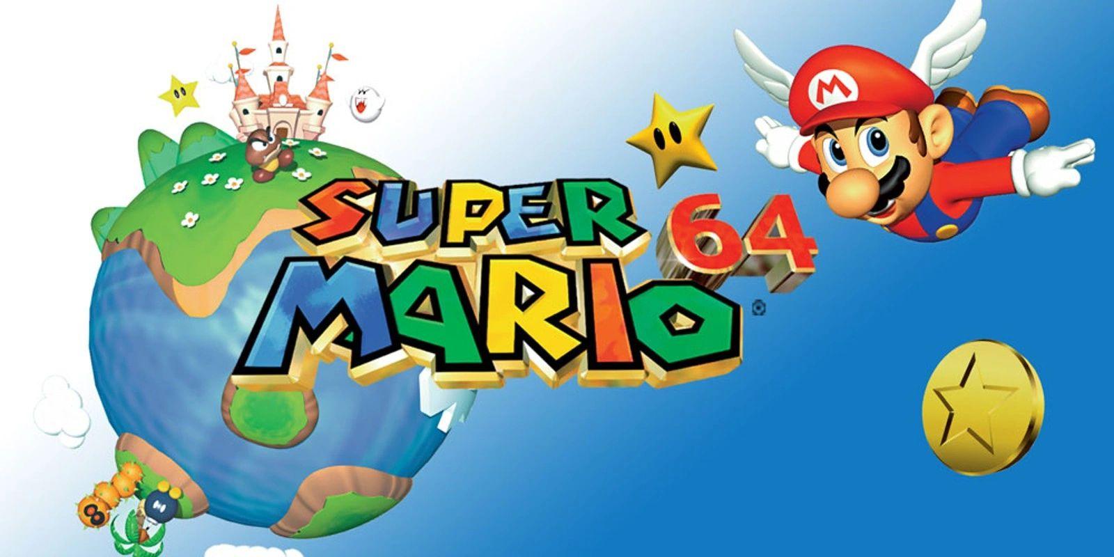 Super Mario 64 Wii U