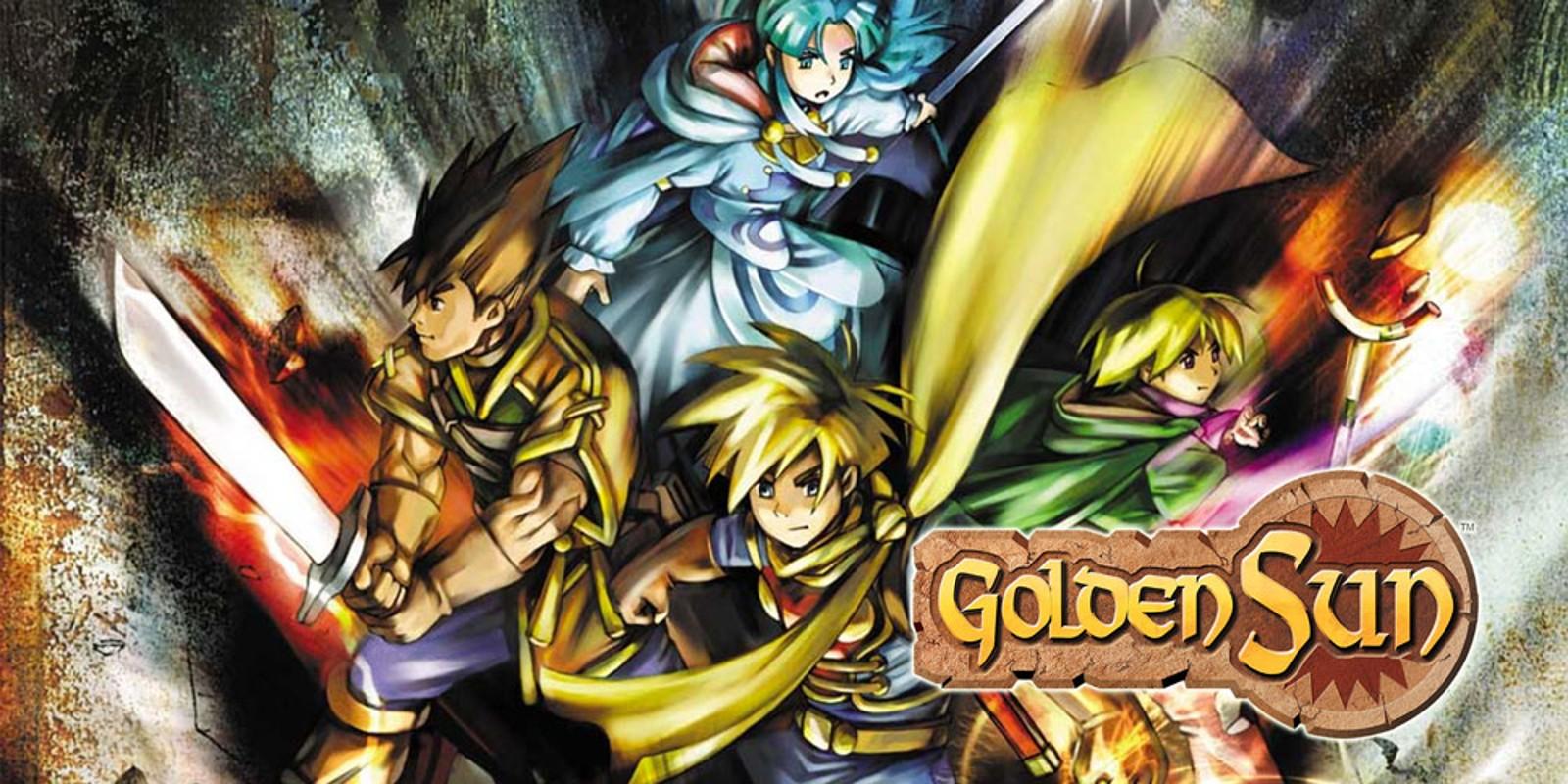 Wii U Golden Sun