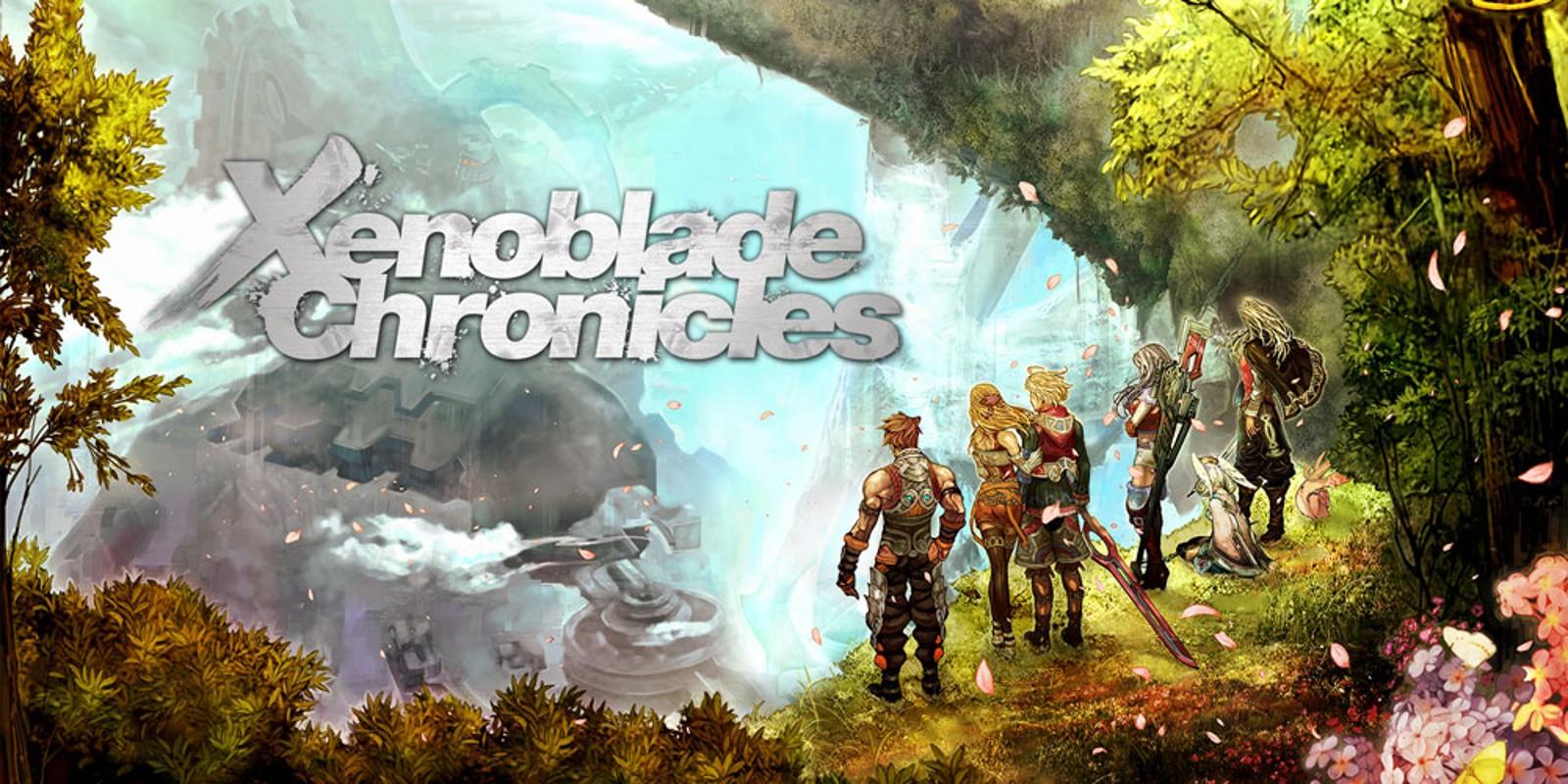 Wii U Xenoblade Chronicles