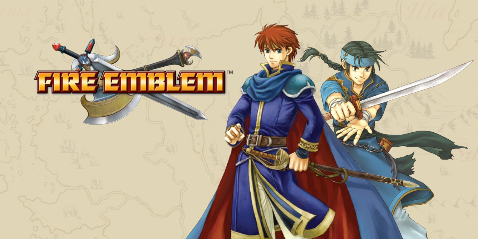 Wii U Fire Emblem The Blazing Blade