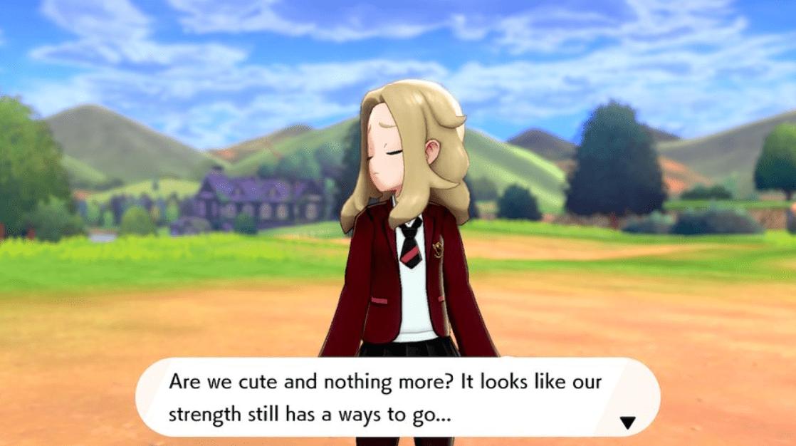Pokemon Lass Lauren