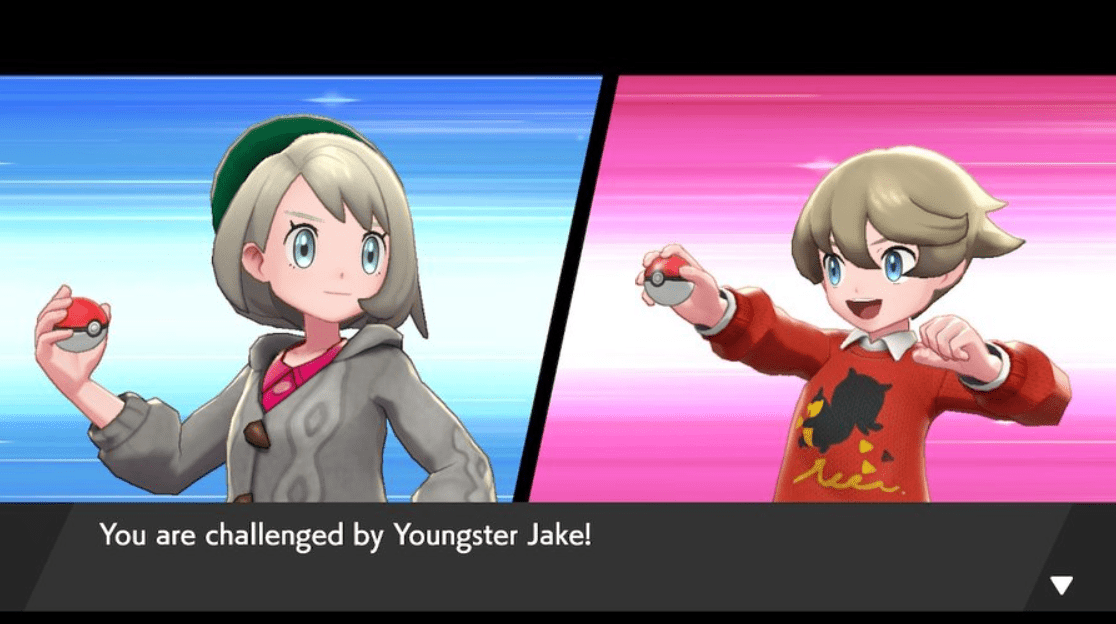 Pokemon Youngster Jake