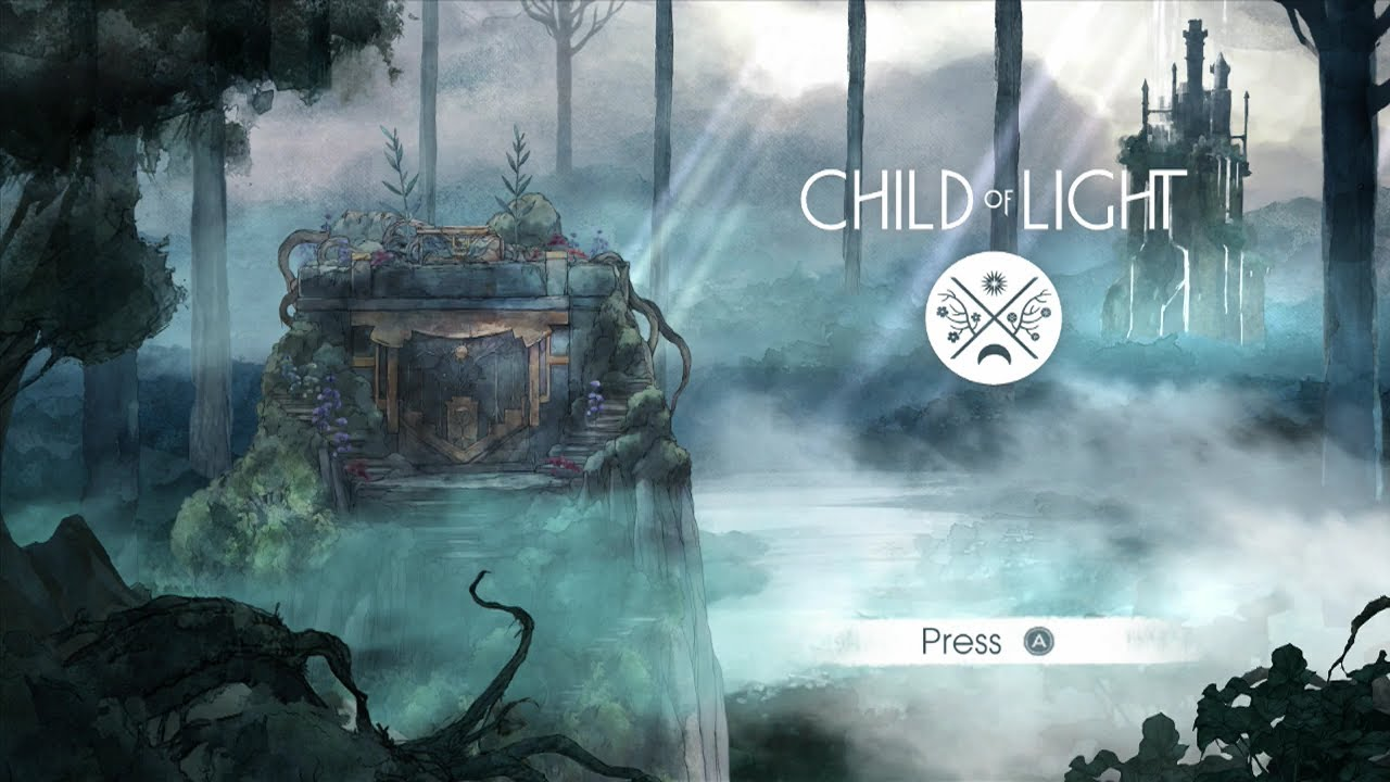 Wii U Child of Light
