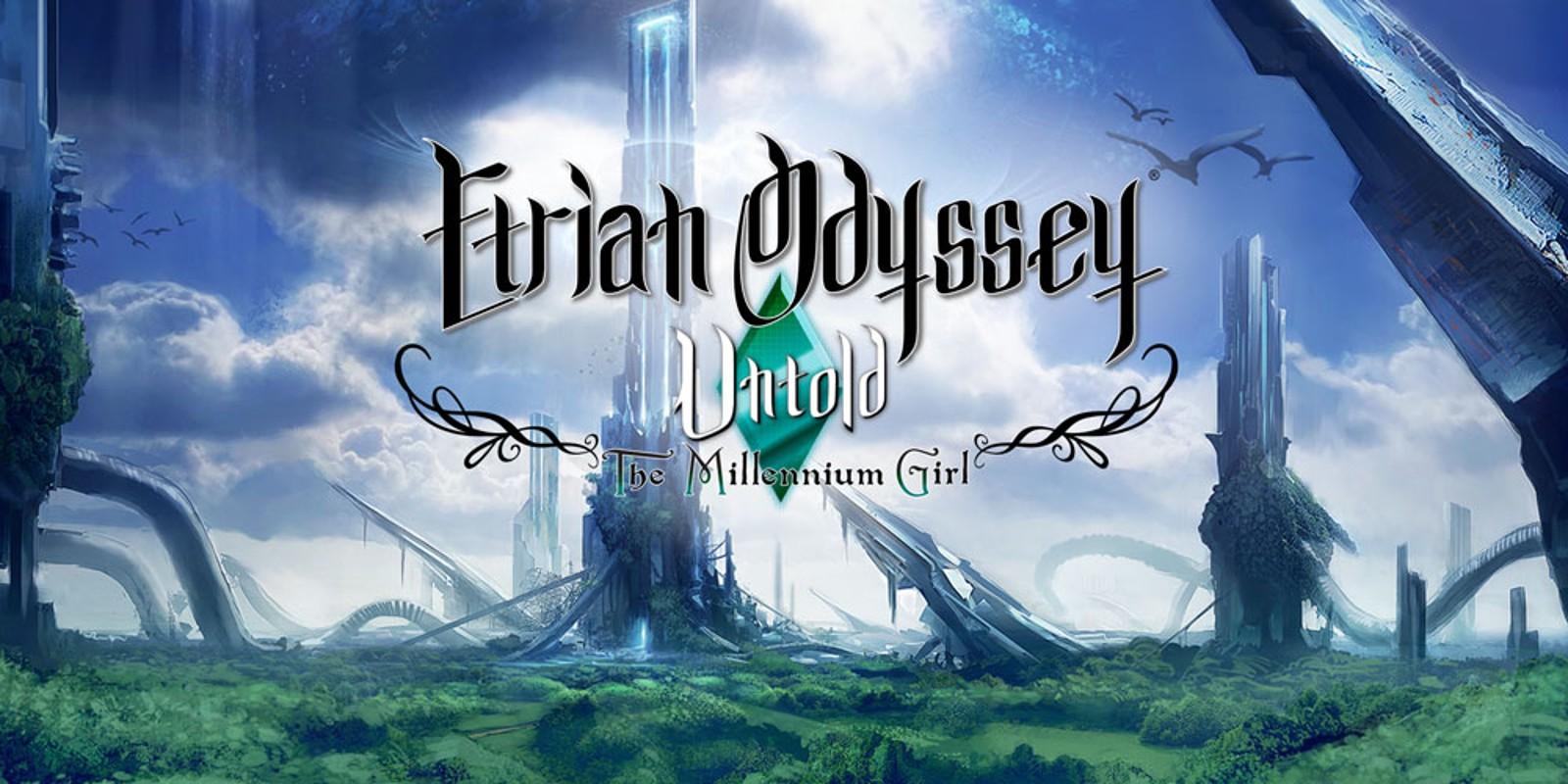 Etrian Odyssey Untold