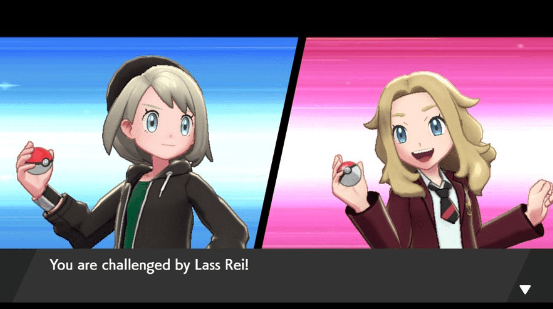 Pokemon Lass Rei