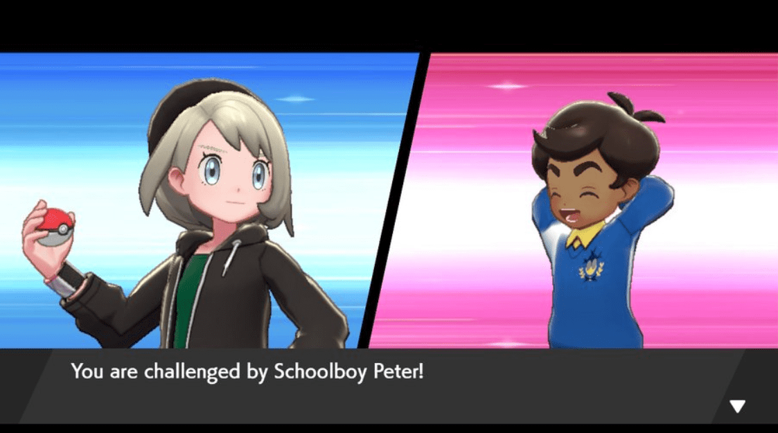 Pokemon Sword & Shield Schoolboy Peter