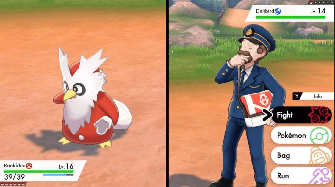 Pokemon Sword & Shield Postman Tad