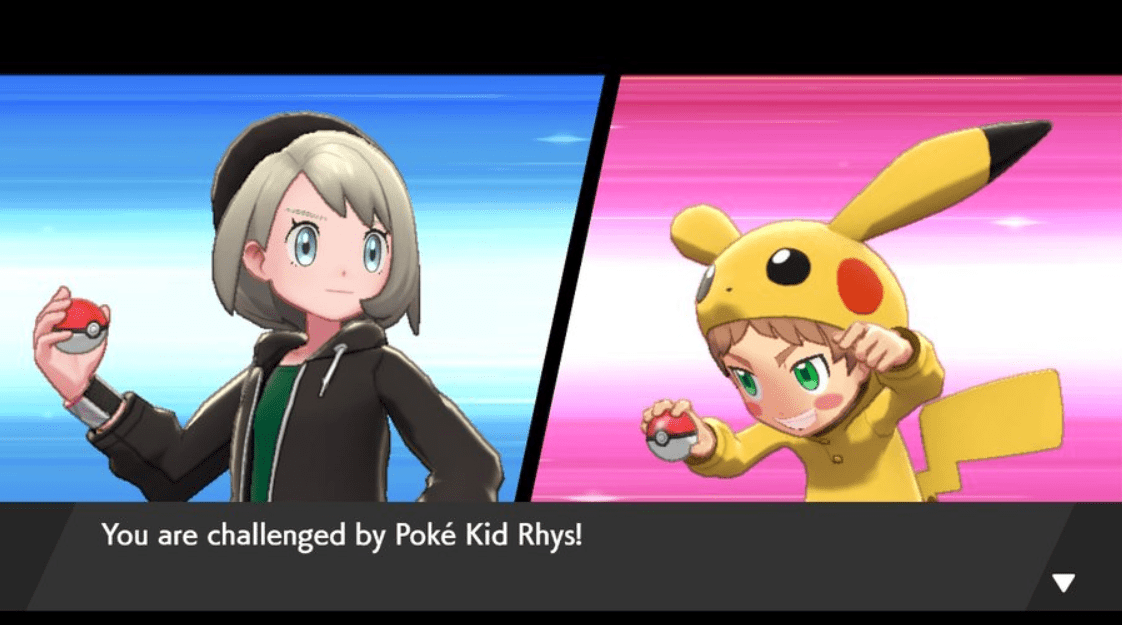 Pokemon Sword & Shield Poke Kid Rhys