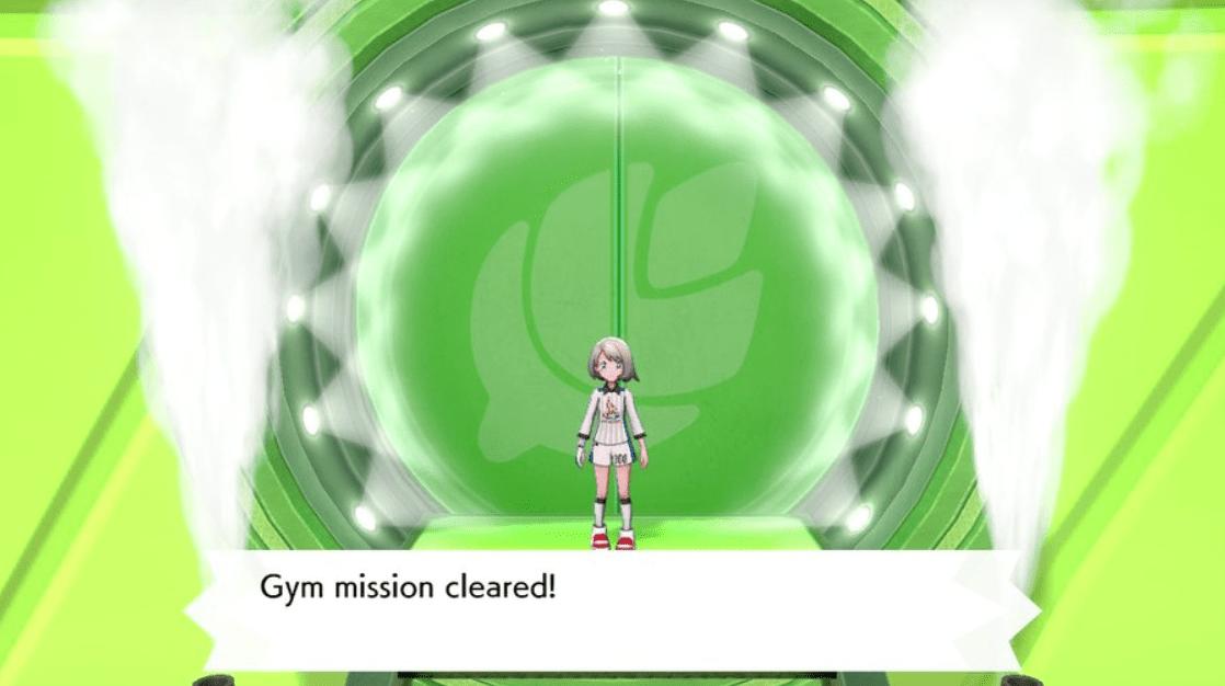 Pokemon Sword & Shield Gym Trainer Leah