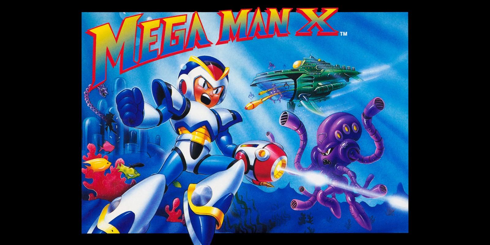 3DS Mega Man X