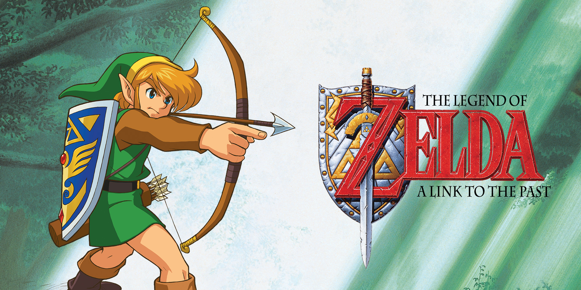 3DS Virtual Console The Legend of Zelda: A Link to the Past