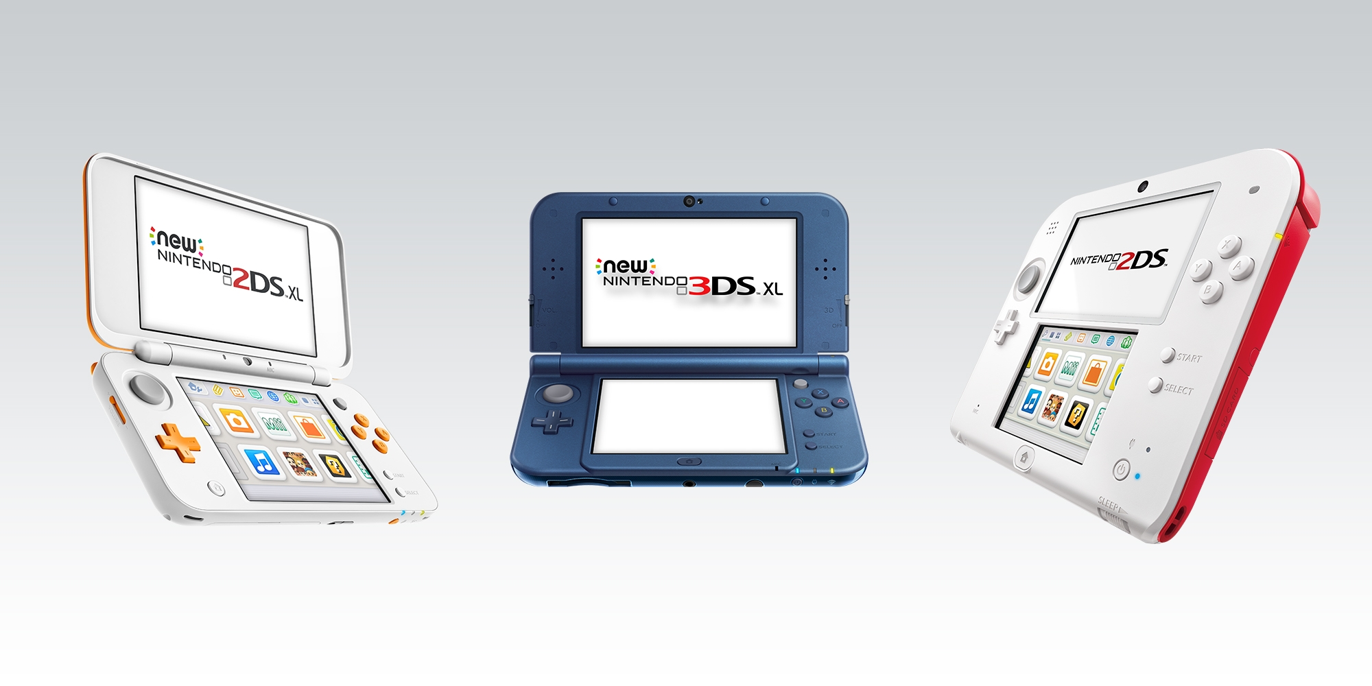Nintendo 3DS Family