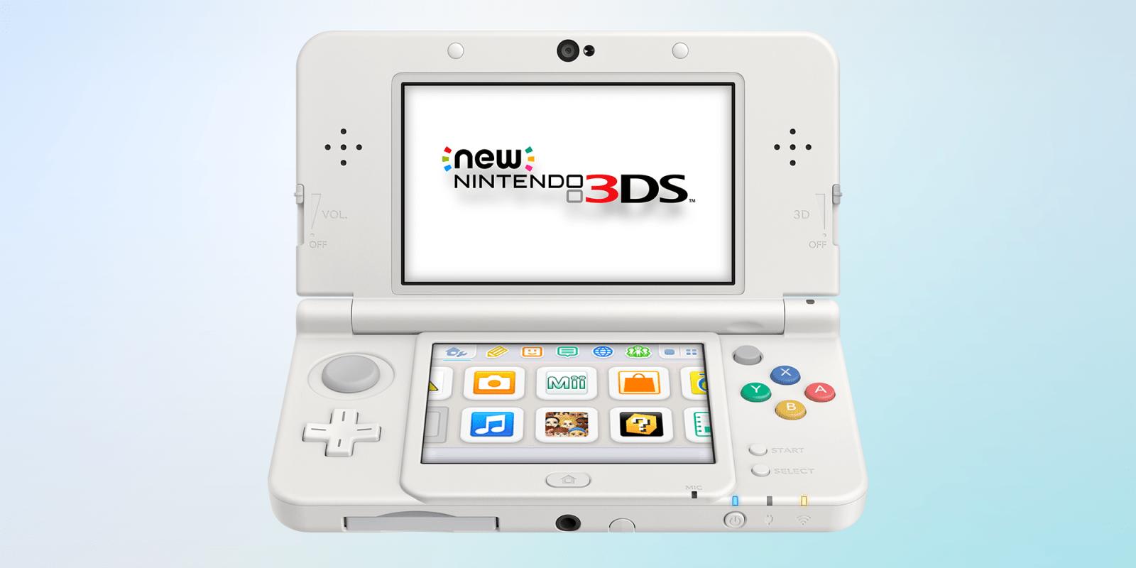 Nintendo 3DS 2020