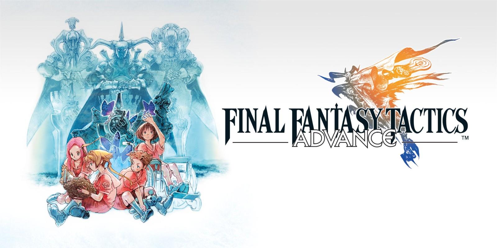 Wii U Final Fantasy Tactics Advance