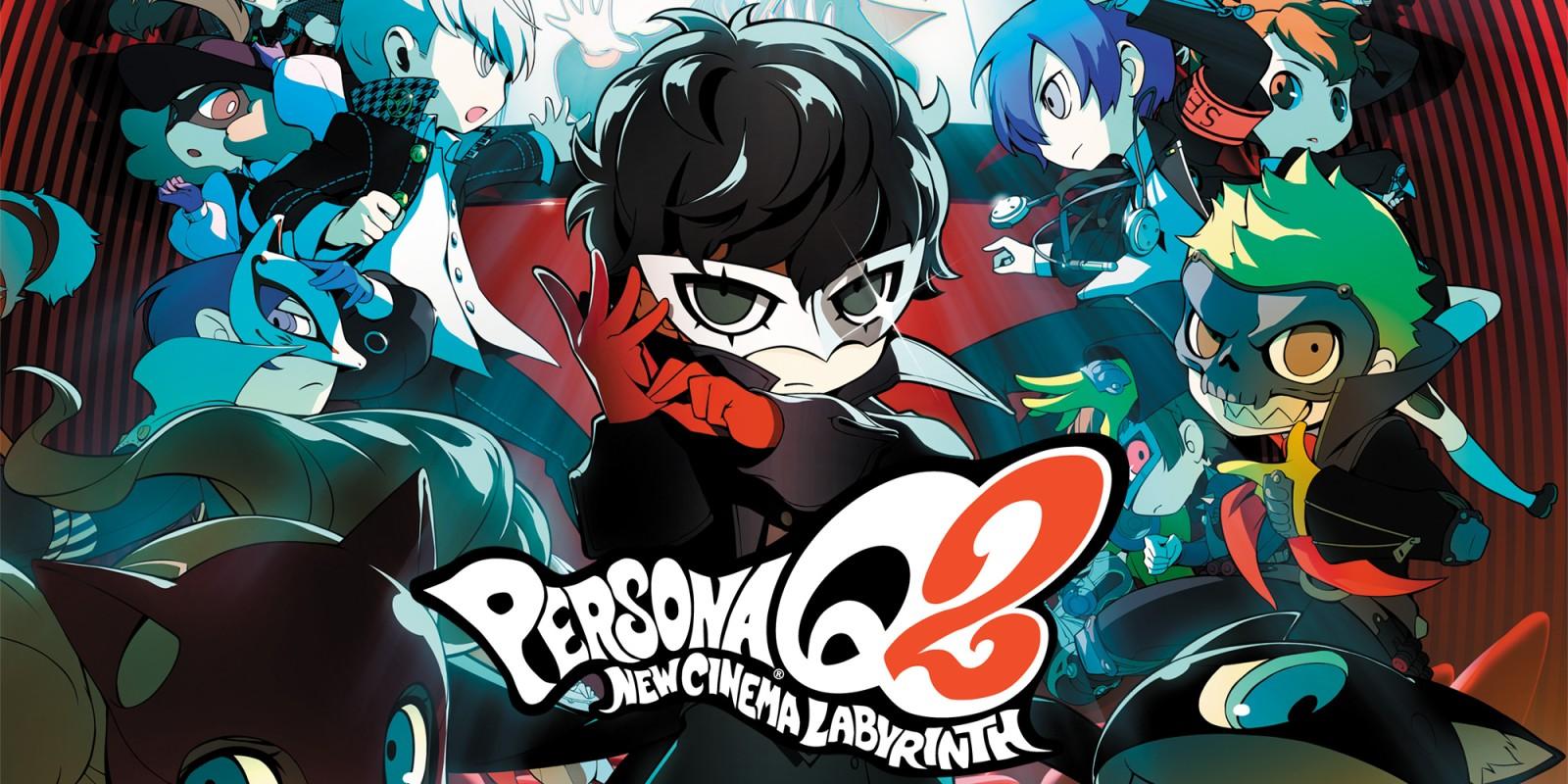 Persona Q2 Nintendo 3DS RPG
