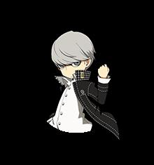 Persona Q2 Yu Narukami