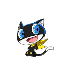 Persona 5 Royal Character, Morgana
