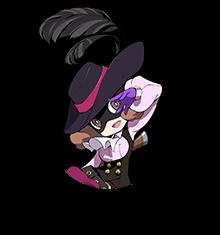 Persona Q2 Haru
