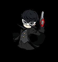 Persona 5 Royal Character, Joker