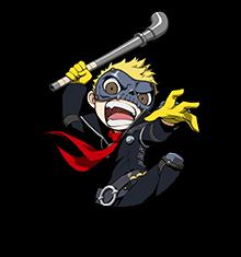 Persona 5 Royal Character, Ryuji
