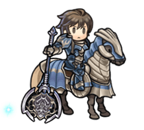 Fire Emblem Awakening Frederick