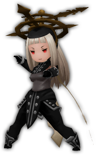 Bravely Default Time Mage