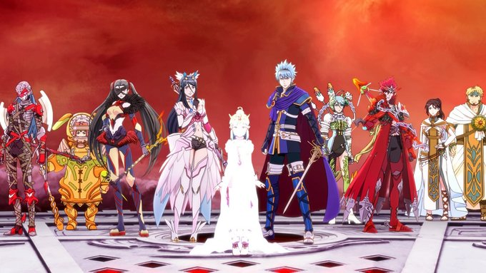 Tokyo Mirage Sessions #FE Encore Full Cast