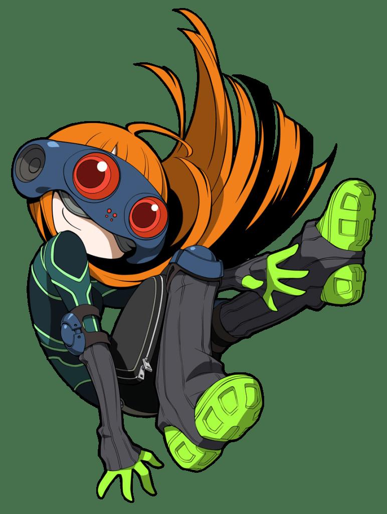 Persona 5 Royal Character, Futaba