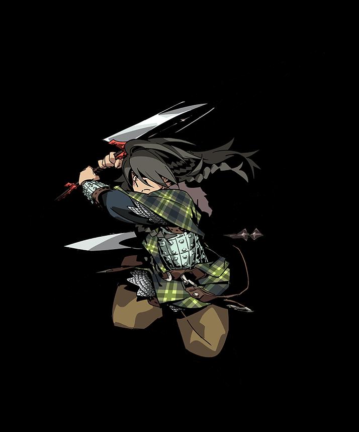 Etrian Odyssey Nexus Class, Highlander