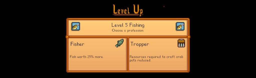 Stardew Valley Fishing Skills