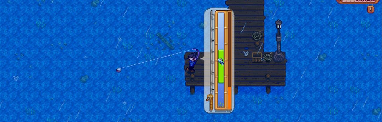 Stardew Valley Fishing Method