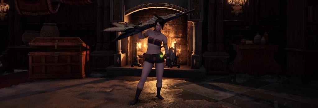 Monster Hunter World, Multiplayer Weapon, Heavy Bowgun