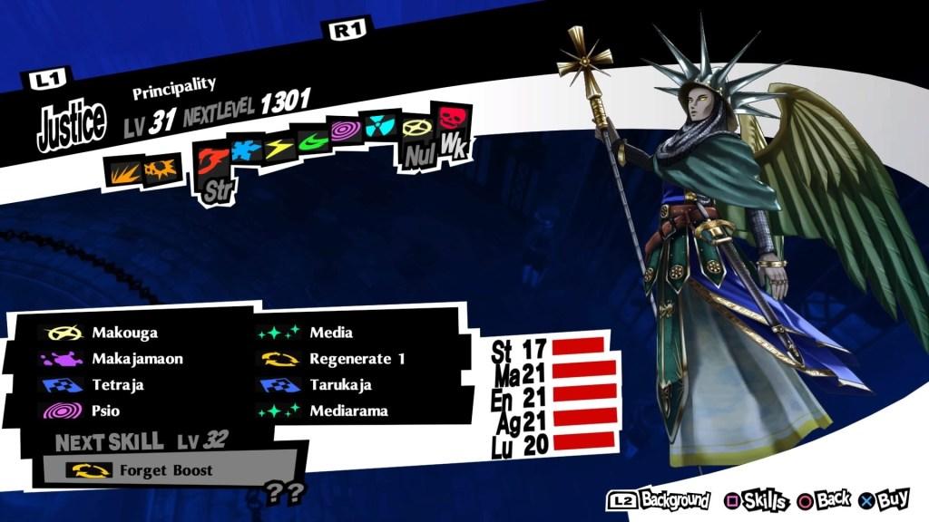 Persona 5 Royal, Principality Persona