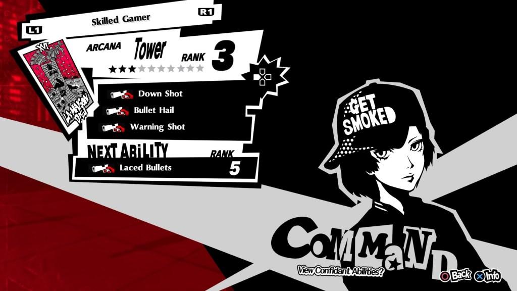 Persona 5 Royal Confidant, Shinya Oda