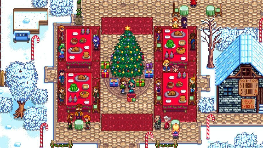 The Feast of the Winter Star, Stardew Valley