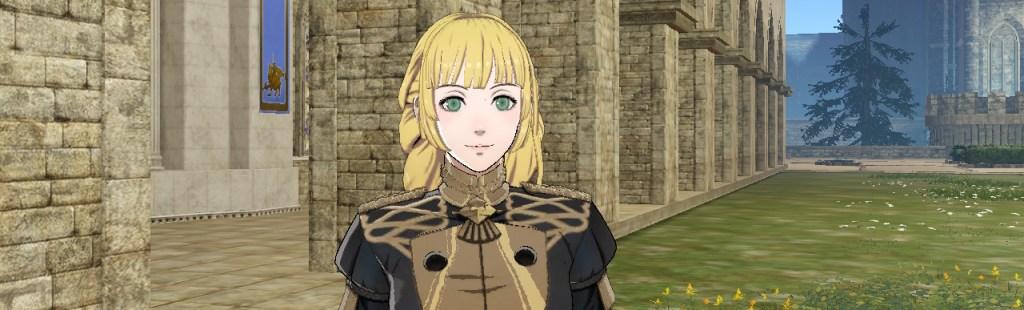 Ingrid, Fire Emblem Three Houses Character