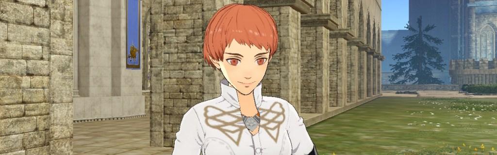 Leonie, Fire Emblem Three Houses Character