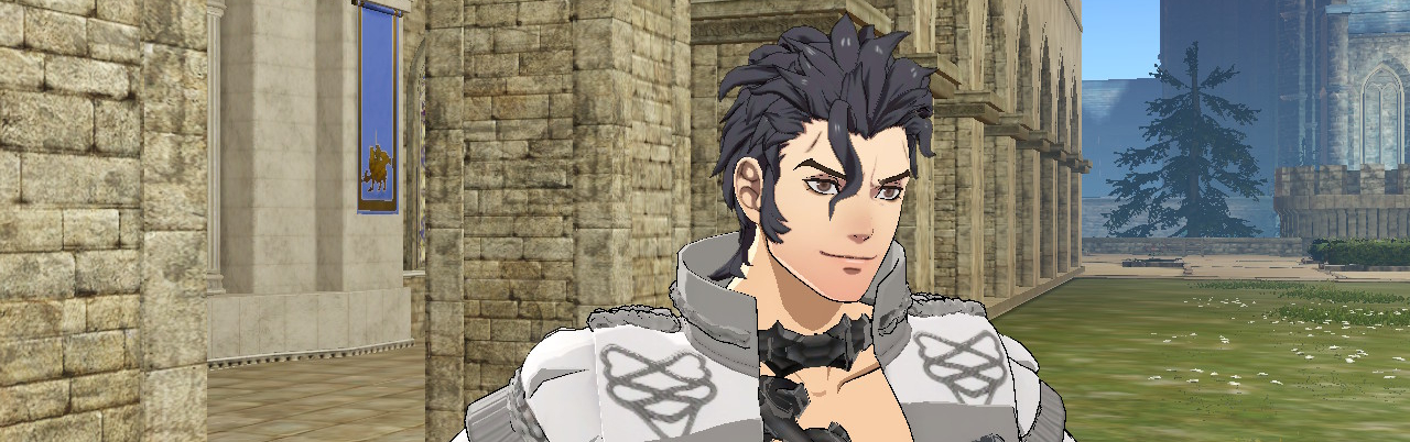 Fire Emblem Three Houses Character, Balthus