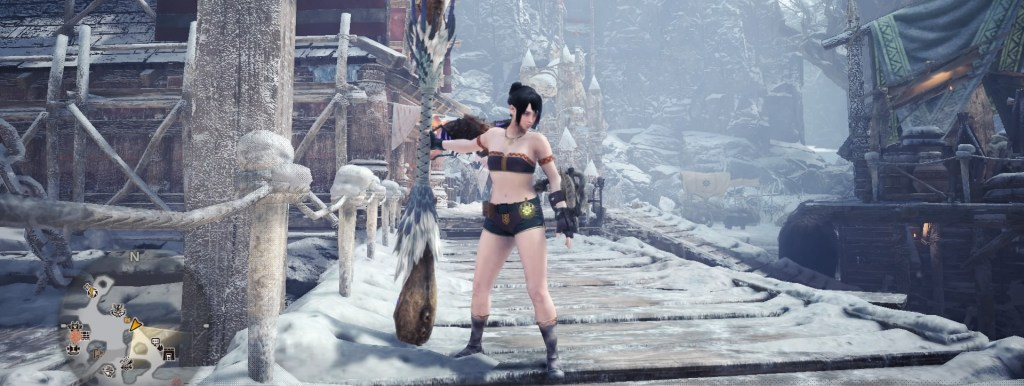 Early Weapon, Pulsar Rod, Monster Hunter World