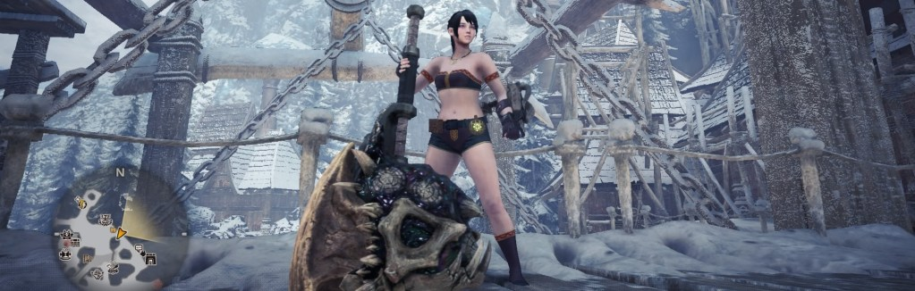 Monster Hunter World, Early Hammer, Bone Spike