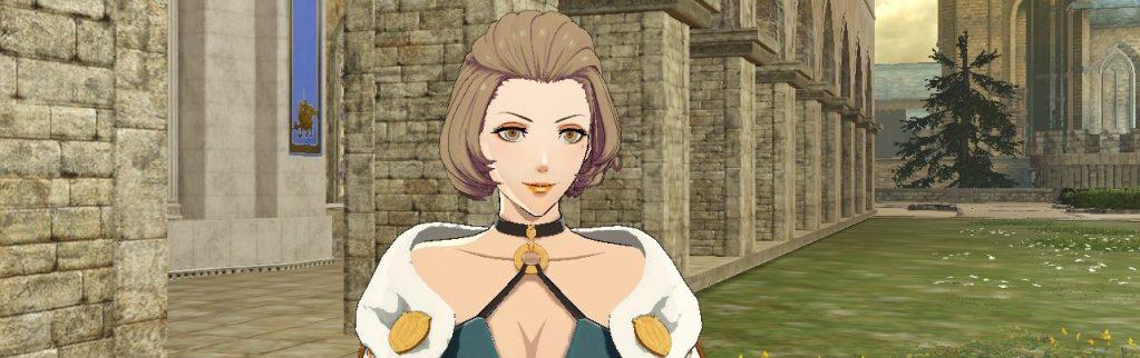 Manuela, Fire Emblem: Three Houses Character