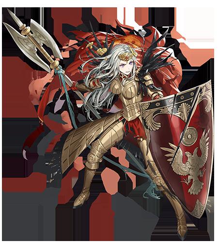 Edelgard, Fire Emblem: Three Houses