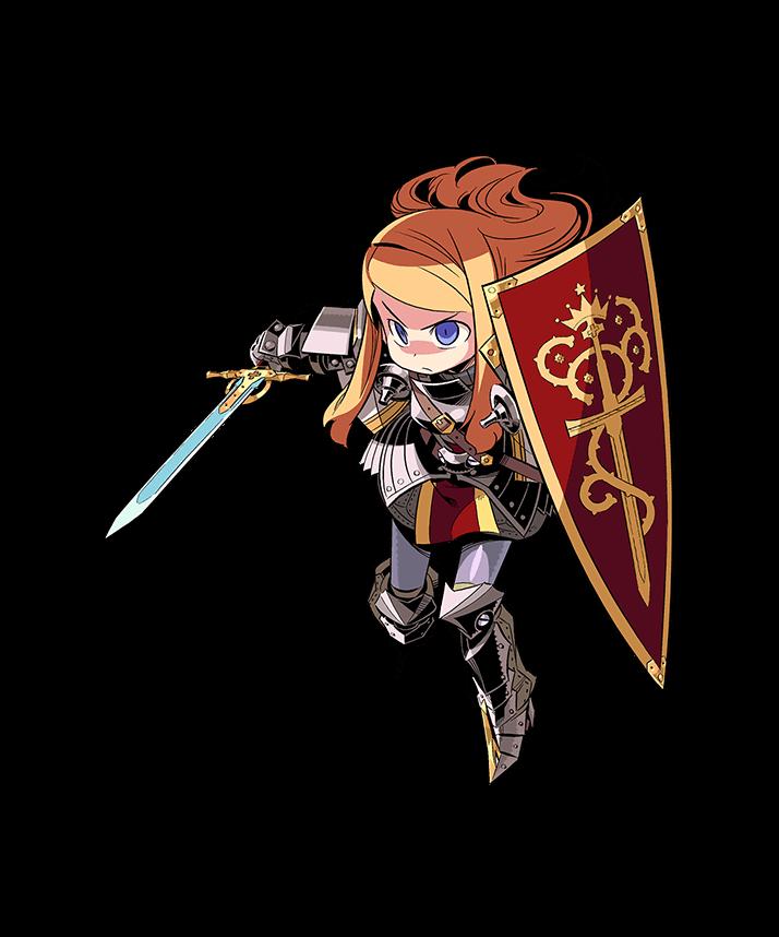 Protector Class, Etrian Odyssey Nexus