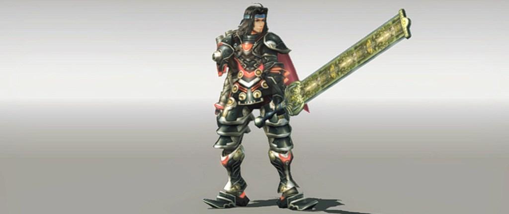 Dunban, Xenoblade Chronicles Definitive Edition
