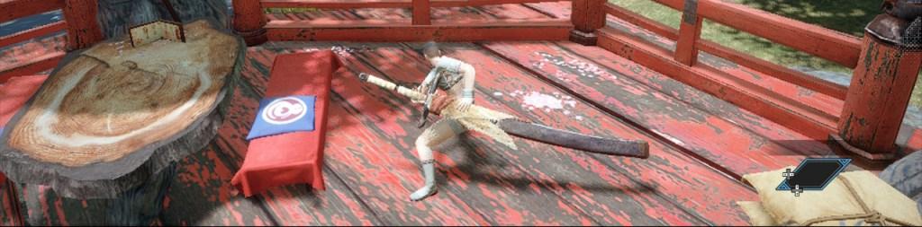 Long Sword, Kulu Katana, Monster Hunter Rise