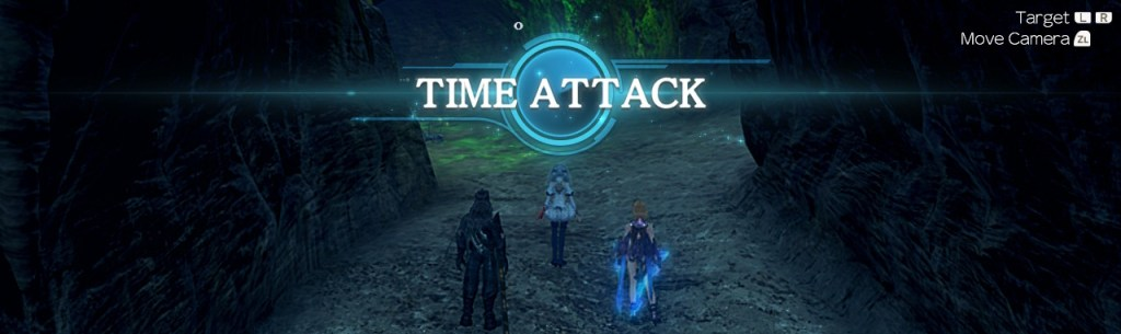 Trial Battle, Xenoblade Chronicles Definitive Edition