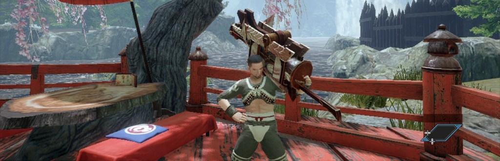 HBG Cirrus Blaster, Monster Hunter Rise