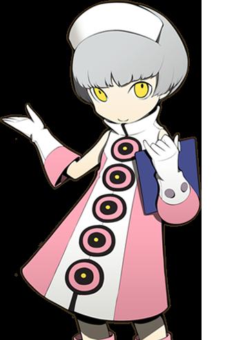 Elizabeth, Persona Q