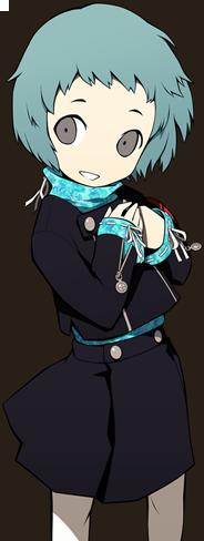 Fuuka Yamagishi, Persona Q