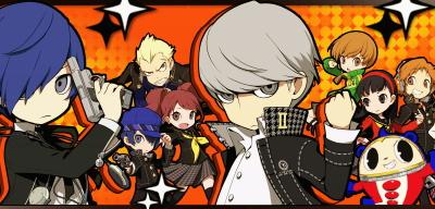 Persona Q Cast Members